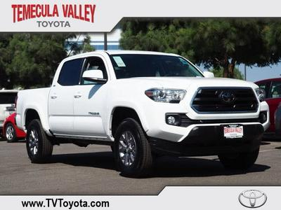 new 2019 Toyota Tacoma car