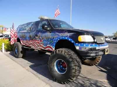 used 2001 Ford F-150 car, priced at $15,494