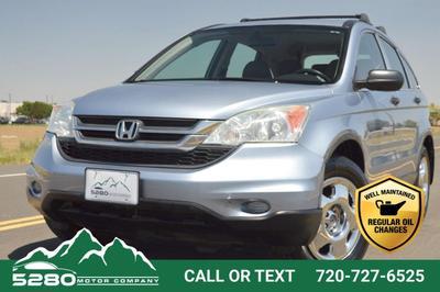 used 2010 Honda CR-V car, priced at $9,775
