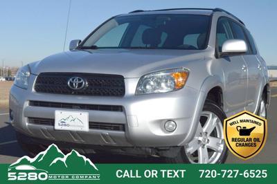 used 2008 Toyota RAV4 car, priced at $8,824