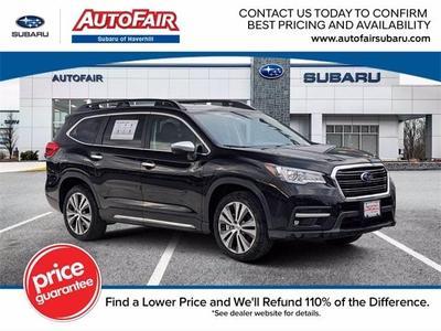 new 2021 Subaru Ascent car, priced at $40,845