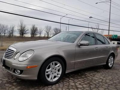 used 2007 Mercedes-Benz E-Class car, priced at $6,900