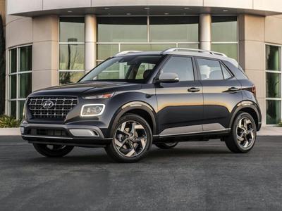 new 2021 Hyundai Venue car, priced at $19,990