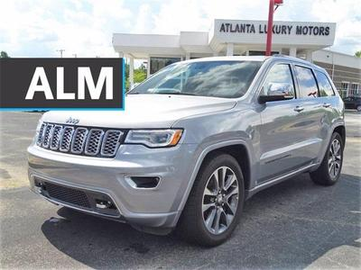 used 2018 Jeep Grand Cherokee car, priced at $31,977
