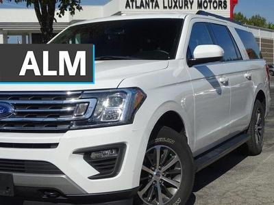 used 2019 Ford Expedition Max car, priced at $38,877