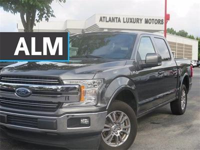 used 2020 Ford F-150 car, priced at $39,177