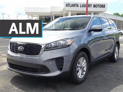 used 2020 Kia Sorento car, priced at $20,777
