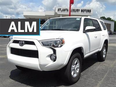 used 2018 Toyota 4Runner car, priced at $29,877