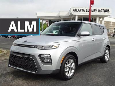used 2020 Kia Soul car, priced at $15,277