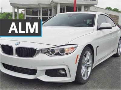 used 2016 BMW 435 Gran Coupe car, priced at $26,988