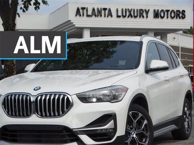 used 2020 BMW X1 car, priced at $32,277