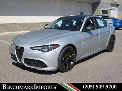 new 2020 Alfa Romeo Giulia car