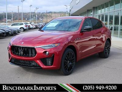 new 2020 Maserati Levante car