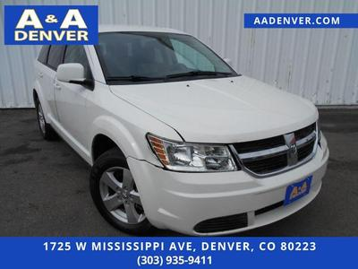 used 2009 Dodge Journey car, priced at $6,995
