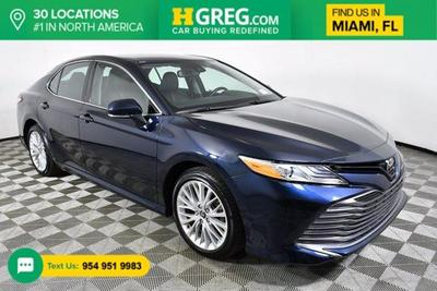 used 2020 Toyota Camry car, priced at $24,498