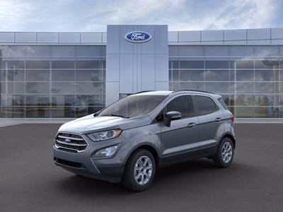 new 2019 Ford EcoSport car, priced at $25,413