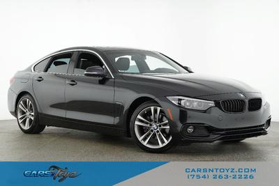 used 2018 BMW 430 Gran Coupe car, priced at $26,988