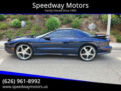 used 2001 Pontiac Firebird car, priced at $9,777
