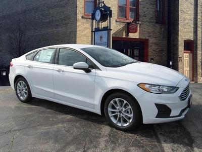 new 2020 Ford Fusion car, priced at $26,690