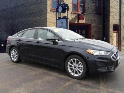 new 2020 Ford Fusion car, priced at $26,745