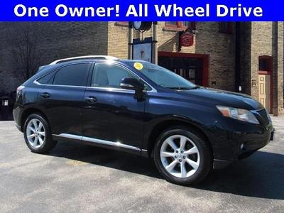 used 2010 Lexus RX 350 car, priced at $12,900