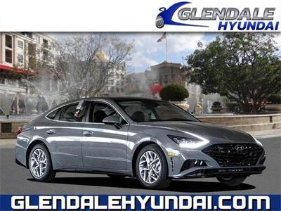 new 2021 Hyundai Sonata car, priced at $29,530