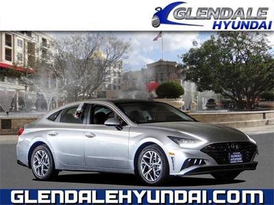 new 2021 Hyundai Sonata car, priced at $29,585