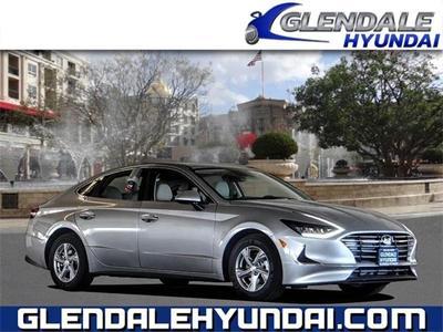 new 2021 Hyundai Sonata car, priced at $24,989