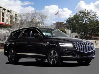 new 2021 Genesis GV80 car, priced at $60,855