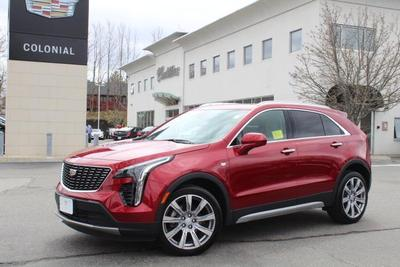 used 2019 Cadillac XT4 car, priced at $42,835