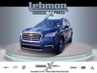 new 2021 Subaru Ascent car, priced at $44,616