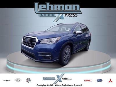 new 2021 Subaru Ascent car, priced at $48,317