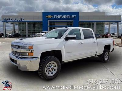 used 2019 Chevrolet Silverado 2500 car, priced at $45,998