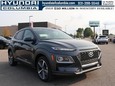 new 2021 Hyundai Kona car, priced at $22,915