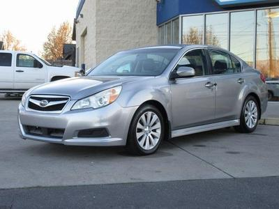 used 2010 Subaru Legacy car, priced at $8,999