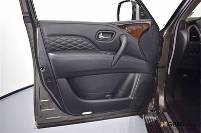 used 2019 INFINITI QX80 car, priced at $61,900