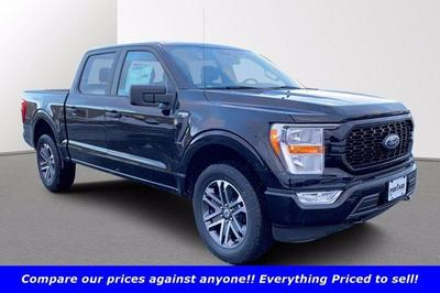 new 2021 Ford F-150 car, priced at $39,968