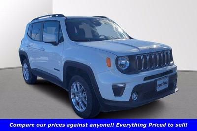 new 2021 Jeep Renegade car, priced at $23,641