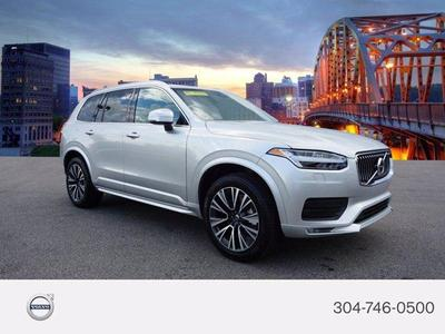 new 2021 Volvo XC90 car, priced at $52,415