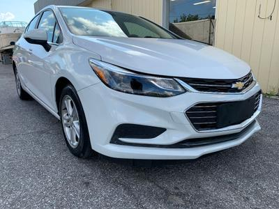 used 2018 Chevrolet Cruze car, priced at $10,500