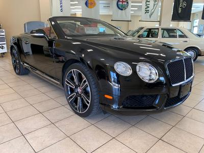 used 2014 Bentley Continental GT car, priced at $76,999
