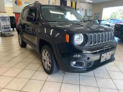 used 2017 Jeep Renegade car, priced at $16,595