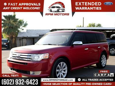 used 2010 Ford Flex car, priced at $8,400