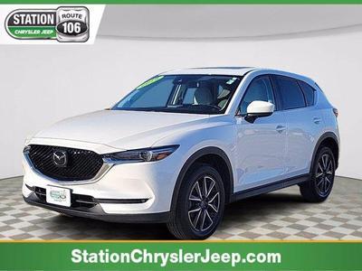 used 2018 Mazda CX-5 car, priced at $24,425