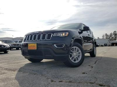 used 2018 Jeep Grand Cherokee car, priced at $23,800