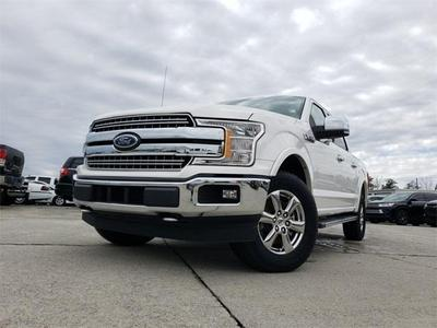 used 2018 Ford F-150 car, priced at $44,000