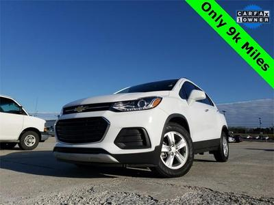 used 2019 Chevrolet Trax car, priced at $17,800