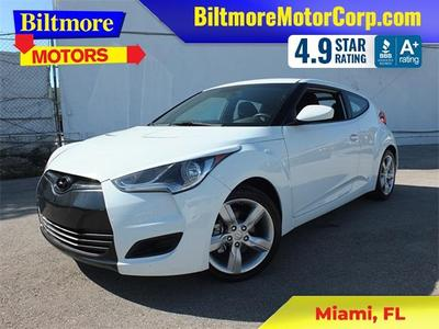 used 2013 Hyundai Veloster car, priced at $6,399