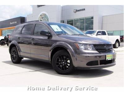 new 2020 Dodge Journey car, priced at $27,230