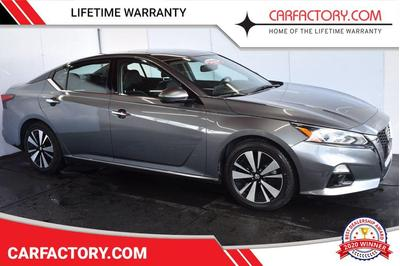 used 2019 Nissan Altima car, priced at $16,891